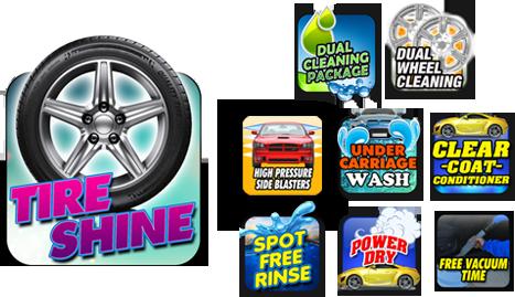 Standard Full-Service Car Wash